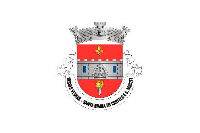 Bandera Santa Maria do Castelo e São Miguel