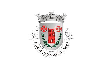 Bandera Santa Maria dos Olivais (Tomar)