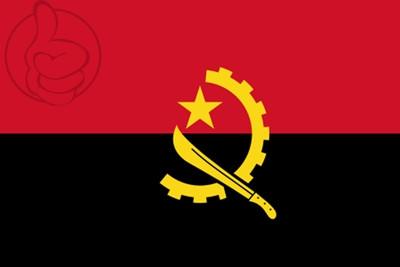 Bandera Angola