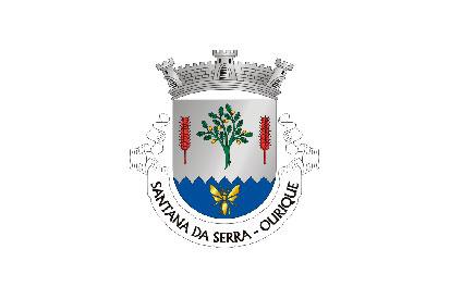 Bandera Santana da Serra
