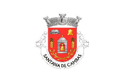 Bandera Santana de Cambas