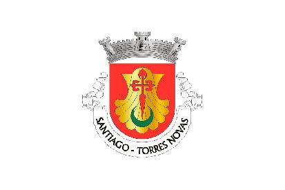 Bandera Santiago (Torres Novas)