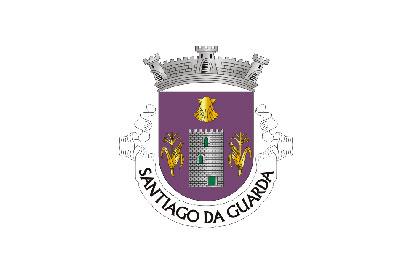 Bandera Santiago da Guarda