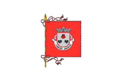 Bandera Santiago de Candoso