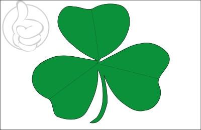 Bandera Irlanda Rugby