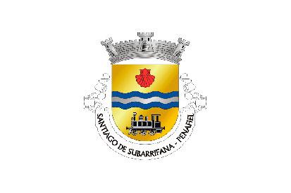 Bandera Santiago de Subarrifana