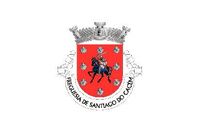 Bandera Santiago do Cacém (freguesia)