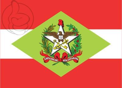 Bandera Santa Catarina