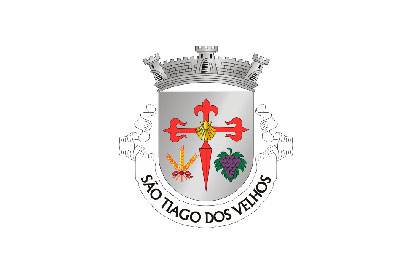 Bandera Santiago dos Velhos