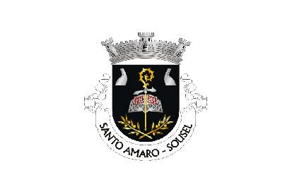 Bandera Santo Amaro (Sousel)