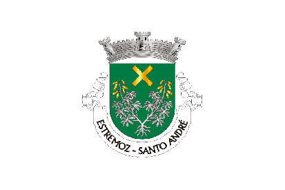 Bandera Santo André (Estremoz)