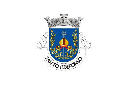 Bandera Santo Ildefonso (Oporto)