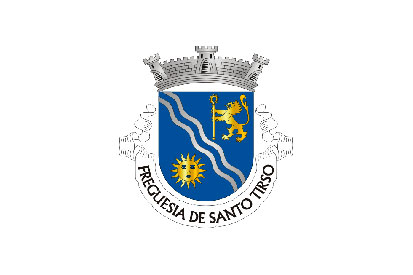 Bandera Santo Tirso (freguesia)