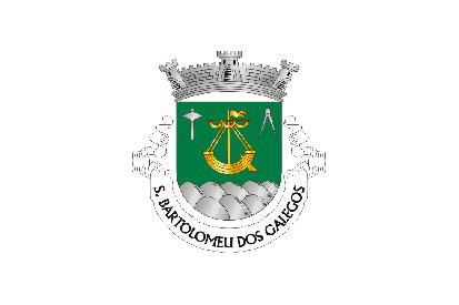 Bandera São Bartolomeu dos Galegos