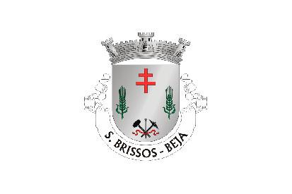 Bandera São Brissos