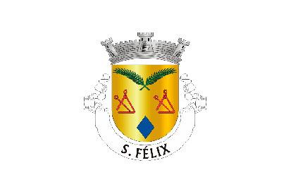 Bandera São Félix (São Pedro do Sul)