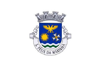 Bandera São Félix da Marinha