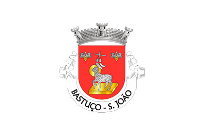 Bandera São João de Bastuço