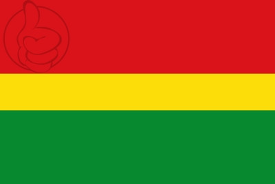 Bandera Santas Martas