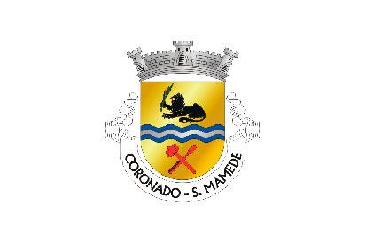 Bandera São Mamede de Coronado