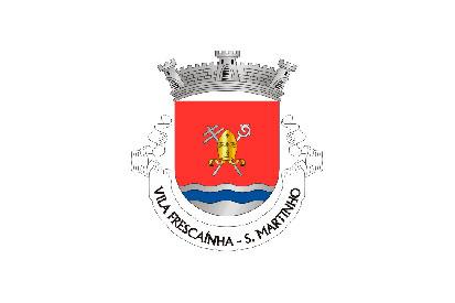 Bandera São Martinho de Vila Frescaínha