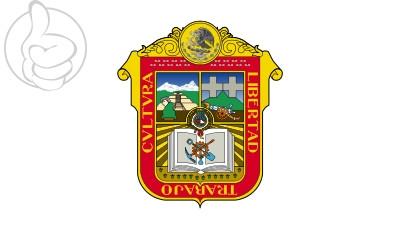 Drapeau Estado de México