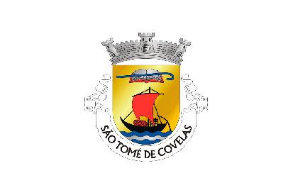 Bandera São Tomé de Covelas