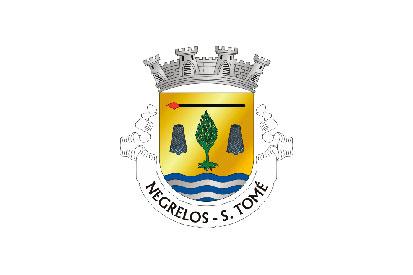 Bandera São Tomé de Negrelos