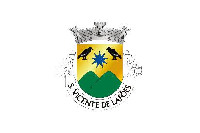 Bandera São Vicente de Lafões