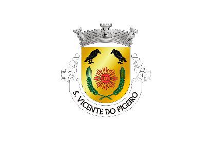 Bandera São Vicente do Pigeiro