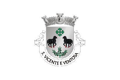 Bandera São Vicente e Ventosa