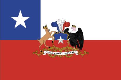 Bandera Presidencial de Chile