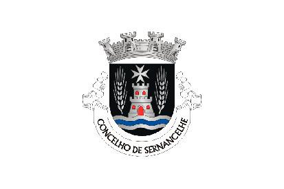 Bandera Sernancelhe (freguesia)