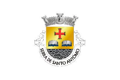 Bandera Serra de Santo António
