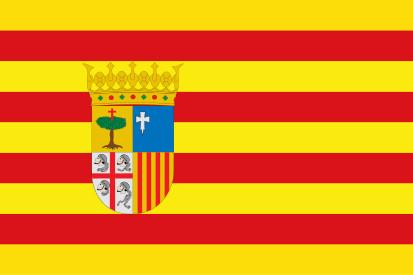Bandera Aragón
