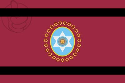 Bandera Provincia de Salta