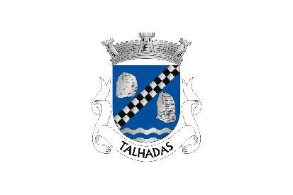 Bandera Talhadas