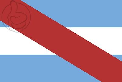 Bandera Provincia de Entre Ríos