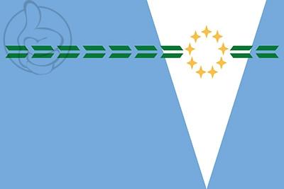 Bandera Provincia de Formosa