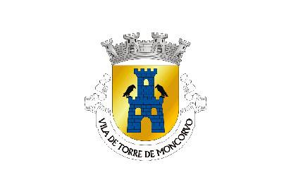 Bandera Torre de Moncorvo (freguesia)