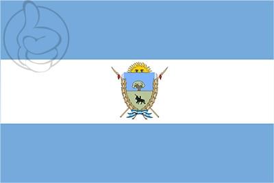 Bandera Provincia de La Pampa