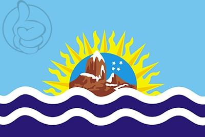 Bandera Provincia de Santa Cruz