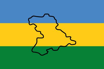 Bandera Estado de Anzoátegui