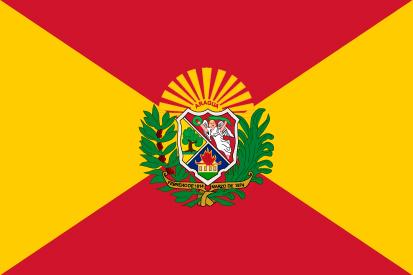 Bandera Estado de Aragua