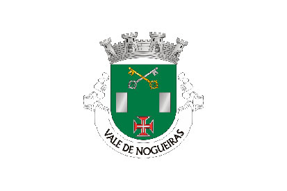 Bandera Vale de Nogueiras