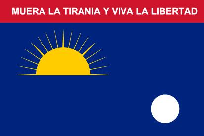 Bandera Estado de Falcón