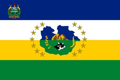Bandera Estado de Guárico