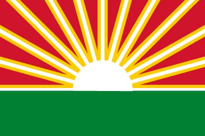 Bandera Estado de Lara