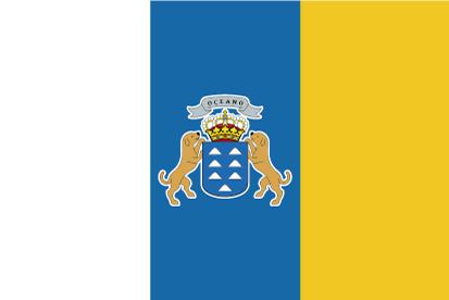 Drapeau Canarias C/E