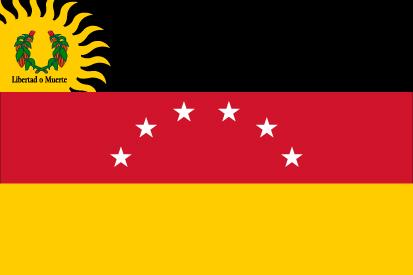 Bandera Estado de Miranda